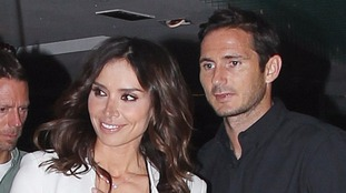 Christine Bleakley and Frank Lampard's wedding - reports.