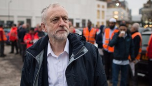 Jeremy Corbyn marks 100 days as opposition leader