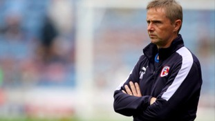 Kevin Keen looks set to get the Colchester United job.