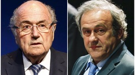 Fifa bans Sepp Blatter and Michel Platini from football for eight years