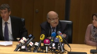 Sepp Blatter has been banned for eight years