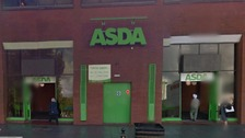 Asda on Warren Street in Stockport