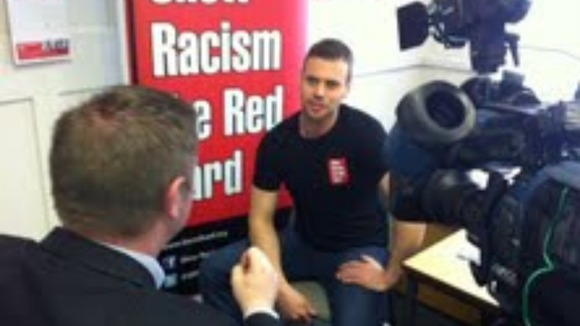 Paul Kearns from Show Racism the Red Card gives reaction to today&#x27;s sentencing