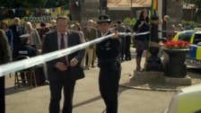 Scene from Midsomer Murders