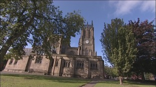 Leeds Parish Church becomes a Minster