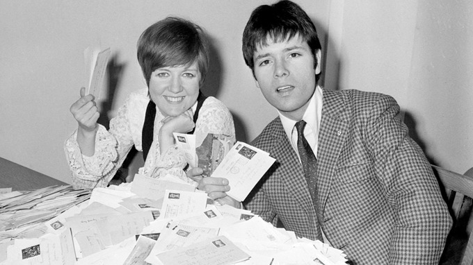 Cilla Black & Sir Cliff Richard