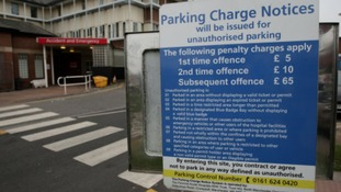 Trust made more than £1 million in car parking charges