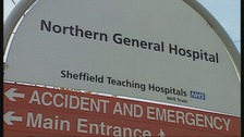 Northern General Hospital, Sheffield