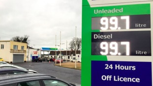 Revealed: Where you can buy fuel for less than £1 a litre