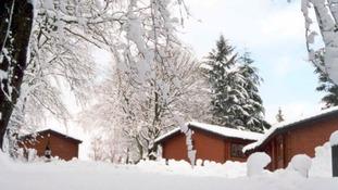 Kielder Winter Wonderland.
