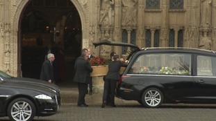 Lily Partridge funeral