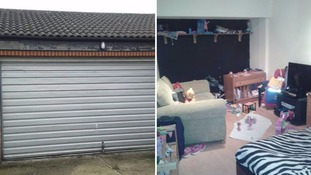 Landlord banned from renting out unheated garage as a family home