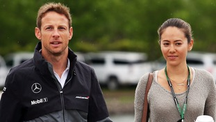 Formula 1 star Jenson Button and Jessica Michibata to split one year after marriage