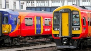 Severe disruption on railways over festive season
