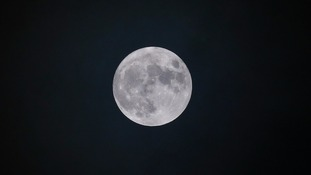 Christmas Day to see first full moon for 38 years