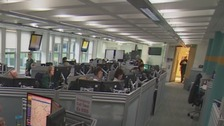 Ambulance call centre