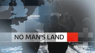 Refugee crisis: Migrants desperate to escape 'No Man's Land'