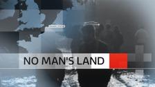 Migrants are desperate to escape 'No Man's Land'.