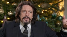 'No red & green': Laurence Llewelyn-Bowen's festive faux-pas