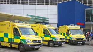 Avoid A&E unless 'absolutely necessary', public told