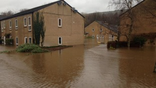 Photo gallery: Mytholmroyd floods