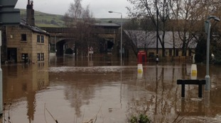 Calderdale flooding