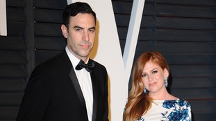 Sacha Baron Cohen and wife donate $500,000 for Syrian children