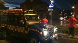 South west rescue boats help with floods