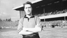 Roy Swinbourne pictured in 1951