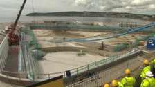 Opening of Penzance's outdoor sea pool delayed