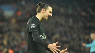 Zlatan Ibrahimovic is keeping his options open with his contract up next summer.