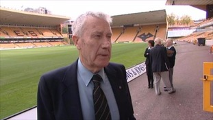 Roy Swinbourne at the Molineux