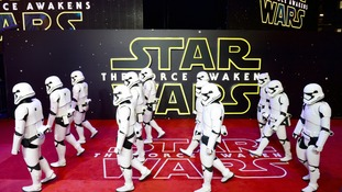 Force of Star Wars earns it $1.1 billion at the global box office