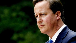 David Cameron has moved to silence his critics