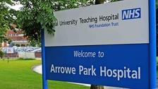 Arrowe Park Hospital