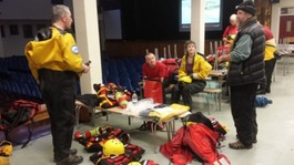 Rescue teams from Exmoor, Cornwall and Dartmoor assist in flood rescue