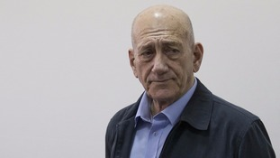 Former Israeli Prime Minister Ehud Olmert has been sentenced to prison