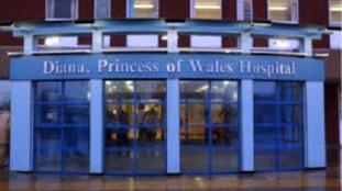 Grimsby's Diana, Princess of Wales Hospital
