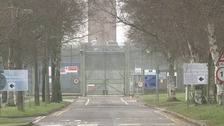 The Prison Service has launched an investigation into the incident.
