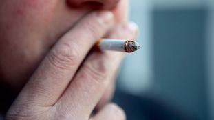 17,000 people in Hertfordshire suffer from chronic smoking illnesses.