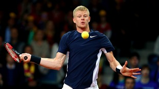 Kyle Edmund has secured a spot in the Australian Open