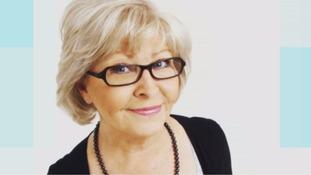 Kathy Secker.