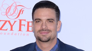 Glee actor Mark Salling arrested on suspicion of possessing child porn