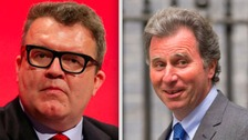 West Bromwich MP Tom Watson has called on Conservative Politician Oliver Letwin to apologise over comments he made after riots in the 1980s