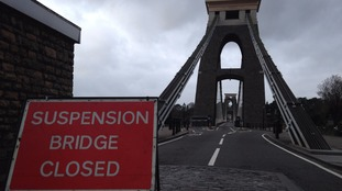 The bridge is expected to reopen at lunchtime