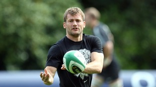 Mark Cueto, from Workington, has been awarded an MBE
