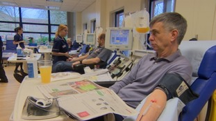 Life-saving blood donations needed in the West