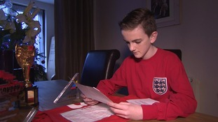Boy, 13, leads New Year's Honours list in South East