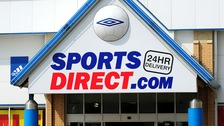 Sports Direct employs around 28,000 staff across the UK and Europe.