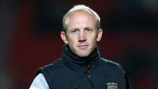 "Way ""honoured and privileged"" to be Yeovil manager"